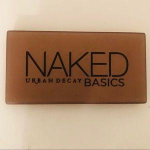 Naked Basics Eye Palette